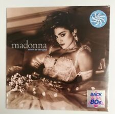 """Madonna """"Like A Virgin"""" LP White Vinyl Back to The 80's New!"""