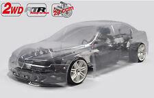 FG Modellsport New Sportline 2WD chassis AR body 23 ccm unlackiert RTR # 168075R
