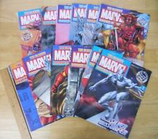 Marvel Figurine Collection Magazine - Lot of 12 Issues!