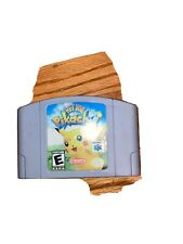 are you Pikachu Nintendo 64 Game only