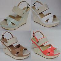 "Chinese Laundry New ""Z Favorite"" Ladies Sandal Platform Wedge Strappy Heels"