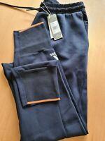 Adidas VRCT Joggers. Blue. Size UK XL