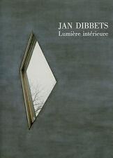 Jan DIBBETS.Lumière Intérieure.Oeuvres 1969-1990 par R.Fuchs et G.Moure