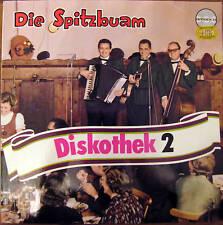 LP / DIE SPITZBUAM / AMADEO / SELTEN /