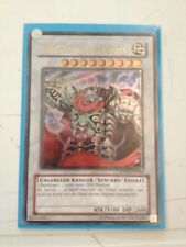 YU GI OH XX SABEL GOTTOMS ANPR-DE044 ULTRARARA ULTIMATE TEDESCO  NEAR MINT