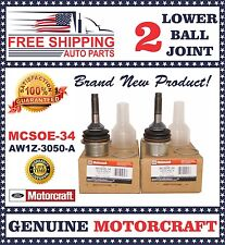 2 Motorcraft Lower Ball Joint 2003 -2011 Crown Victoria Town Car Grand Marquis