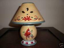 Lenox Winter Greetings Tea Lamp Nib