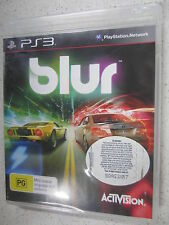 Blur PS3 Game