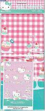 Hello Kitty-Qualité Officiel Plastique Table Cover Idéal Pour Fête Ou Protection