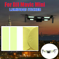 For DJI Mavic Mini Quadcopter Drone Decal Decor Luminous Stickers Flighting
