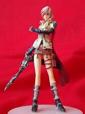 "MINT! FINAL FANTASY Xlll Lightning Saga 3.5"" 9cm SOLID VINYL FIGURE UK DESPATCH"