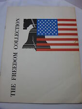 Liberty Collection Historical Documents Booklet Freedoms Foundation Valley Forge