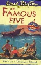 Five On A Treasure Island: Book 1 (Famous Five) by Enid Blyton - PB