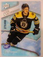 2019-2020 Upper Deck ICE Jack Studnicka Rookie Ice Premieres /499 Boston Bruins
