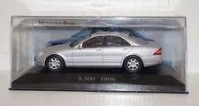 Ixo maqueta de coche Mercedes-Benz S 500 1998 1:43 de agostini (r2_1_34)