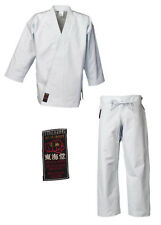 Karategi Tokaido Ultimate 12OZ, MADE IN JAPAN. Baumwolle. Gi. Kimono. 150-200