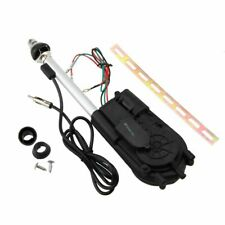 Universal Car Auto Radio AM/FM Electric Power Automatic Antenna Aerial Kit SU