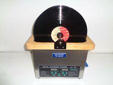 More details for  ultrasonic vinyl record cleaner