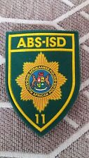 More details for sap-south african police isd 11 breast badge 1991 - 1994 paarl scarce