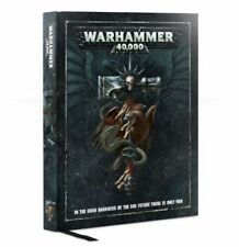 Warhammer 40K Dark Imperium Hardback Rulebook 8th Edition VF