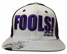 Dragon Ball Z Frieza FOOLS Officially Licensed Snaback Hat