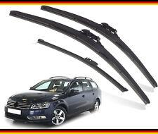 """VW Passat Estate 2011 2012 2013 2014 Heyner Germany Wiper blades 24""""19""""ST11""""V"""