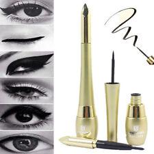 Black Waterproof Liquid Eyeliner Eyebrow Pen Pencil Makeup Beauty Cosmetic USA