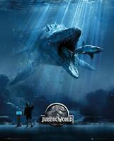 Jurassic World : Mosa - Mini Poster 40cm x 50cm new and sealed