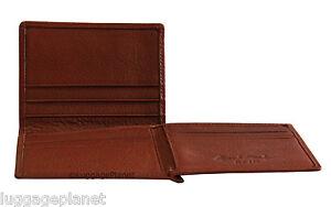 Osgoode Marley RFID Blocking Flipfold Mens Leather Wallet 1203
