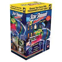 BulbHead Star Shower Motion Laser Lights Projector