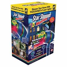 bulbhead star shower motion laser lights projector indoor outdoor green red