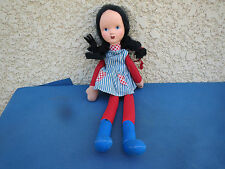 ANCIENNE POUPEE VINTAGE GRANDE TAILLE OLD DOLL