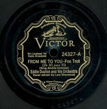 15pc78 -dance-Victor 24327-Eddie Duchin & his orchestra