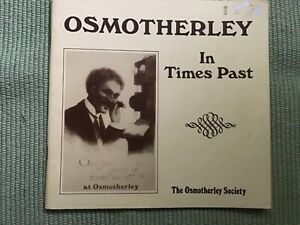 OSMOTHERLY IN TIMES PAST