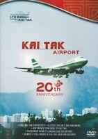 Kai Tak Airport Hong Kong 20th Anniversary DVD