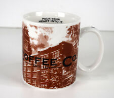Starbucks Seattle Headquarters Coffee Mug 16oz Sodo Pour Your Heart Into It