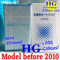 HIGH GRADE+CLEANING FILTER SET FOR ENAGIC KANGEN WATER -Leveluk SD501