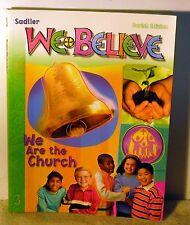 Sadlier We Believe Parish Edition Grade 3 student work text