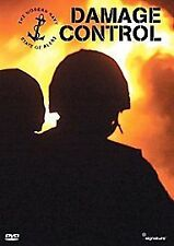 Damage Control - The Modern Navy: State Of Alert (DVD) Brand new stock clearance