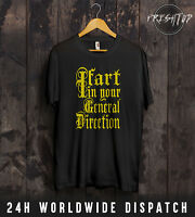 I Fart In Your General Direction T Shirt Top Monty Python And The Holy Grail