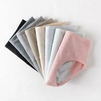 Womens Period Panties Menstrual Underwear Cotton Leakproof Briefs New