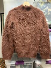 vintage fuzzy Soft Wool  sweater (size M)