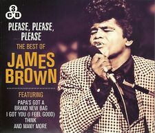 BEST OF JAMES BROWN NEW 3 CD SET 67 GREATEST HITS PLEASE PLEASE PLEASE