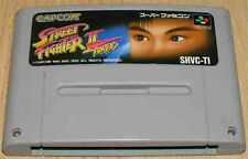 Super Famicom: street Fighter 2 Turbo