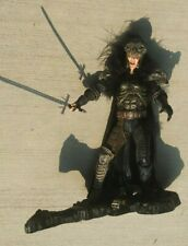 2006 NECA Highlander 1986 movie Medieval Kurgan David Anderson mercury corp