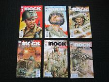 Sgt. Rock The Lost Battalion - 2009 #1 to #6 NM, Billy Tucci