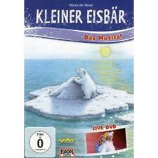 Hans de Beer - Der kleine Eisbär - Das Musical (Live DVD) DVD NEU OVP