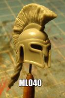 "ML040 Custom Cast Ares helmet sculpt use w/6"" Marvel Legends figure"
