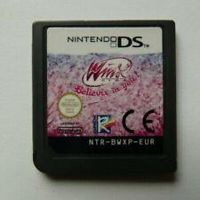 WINX CLUB BELIEVIX IN YOU  - Nintendo DS - VF