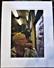 """Kiki Of Paris """"Deux destinées, un même destin"""" 2004 Bruxelles Tram 81"""